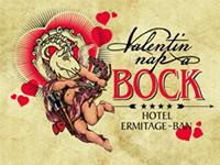 Valentin nap a Bock Hotel Ermitage****-ban