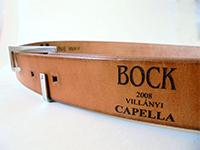 Óboradvent és vörösboros nadrágszíj a Bock Pincénél