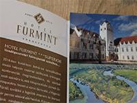 Átadták a Hotel Furmint tanszállodát