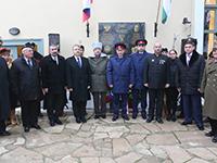 Az magyar-orosz barátság előtt tisztelegtek