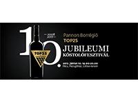 Pannon Borrégió Top25 – 2017-ben tizedszer!