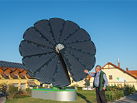 Először a régióban: Nemcsak bort, napenergiát is tankolhatunk a Bock Pincészetnél!
