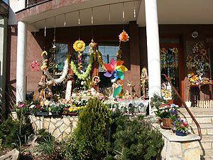 Kerti dekorációk