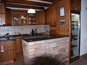 A bár és mini-konyha