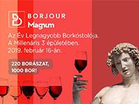 Borjour Magnum 2019