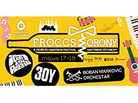 III. FröccsTorony / Fehér és Habzóbor Fesztivál