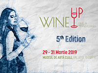 WineUp Fair in Transylvania
